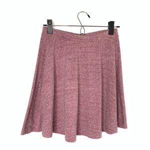 Mossimo Skater Skirt Dusty Rose Small